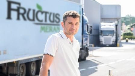 Peter Theiner, Management Sales, FRUCTUS