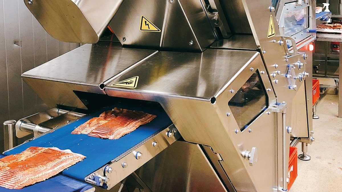 Fleischproduzent Ablinger erhöht seine Kapazitäten und automatisiert seinen Schneidevorgang mit einem Slicer von Provisur.