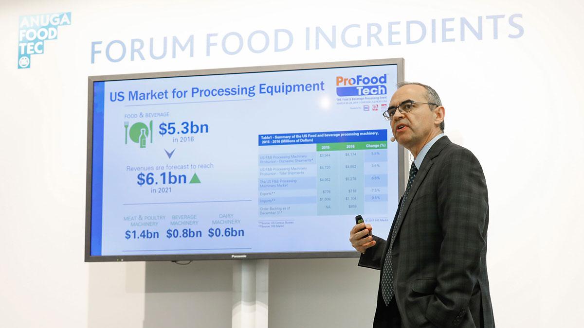 Anuga FoodTec Lecture