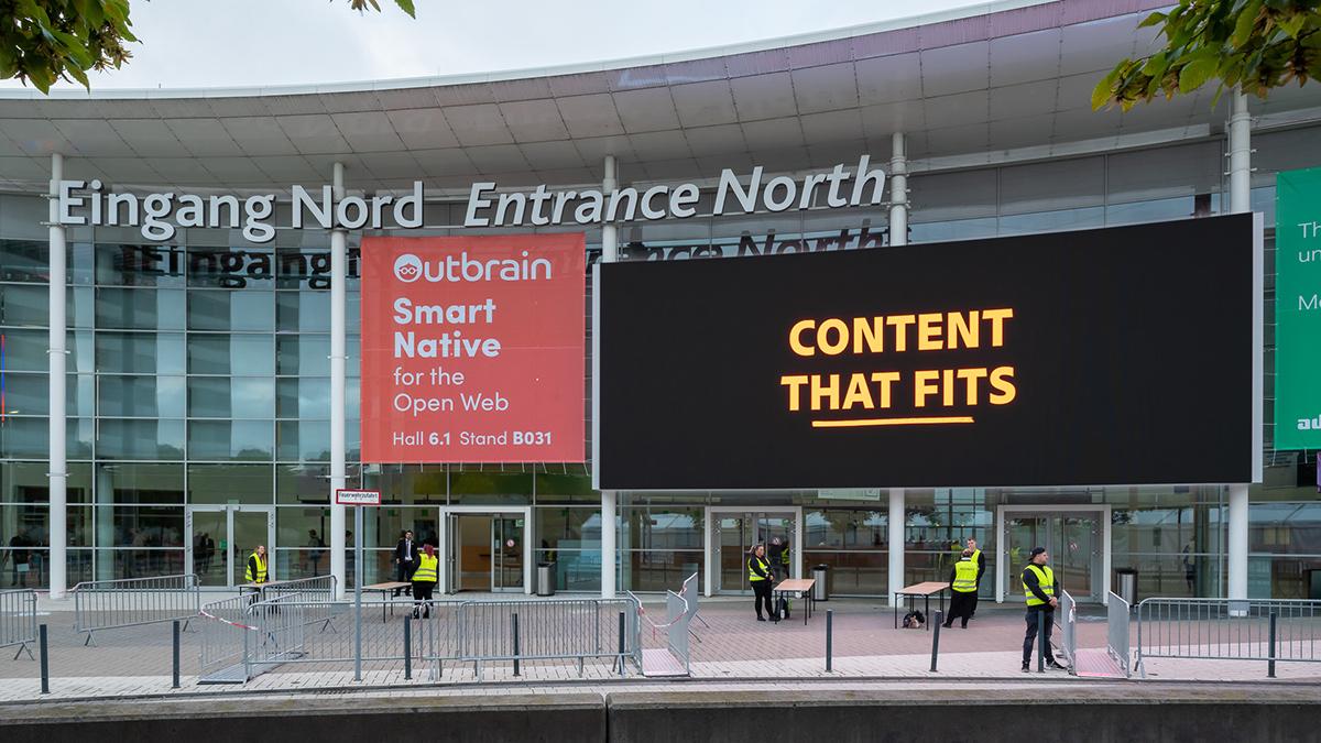 Book digital ad spaces