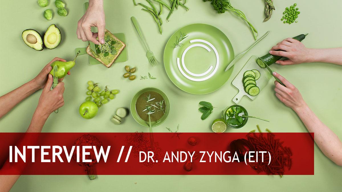 Umweltfreundlich und plastikfrei: Die Vision von EIT Food