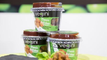 Meat-free diet: Vegini to go