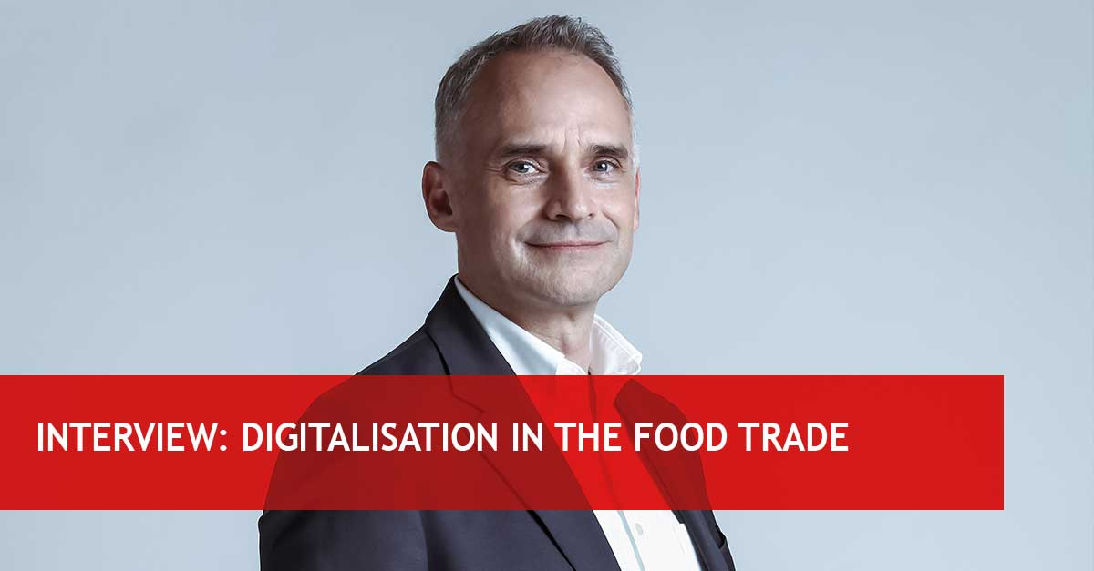 Digitalisation in the Food Trade – From New Retail through Virtual und Augmented Reality Shopping - An Interview with Alibaba