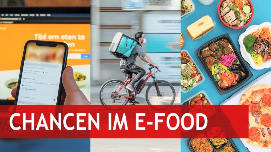 Chancen im E-Food Business