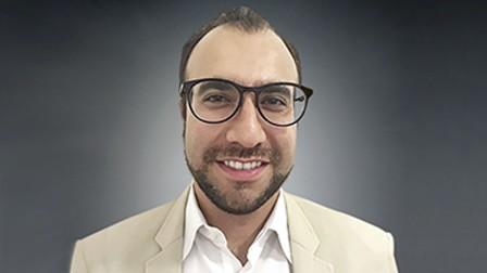 Nader Amiri, Founder & CEO, el Grocer, UAE @ E-Grocery congress, Anuga 2019