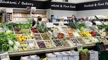 Special shows and events for organic food such as Anuga Organic Market and Anuga Organic Forum