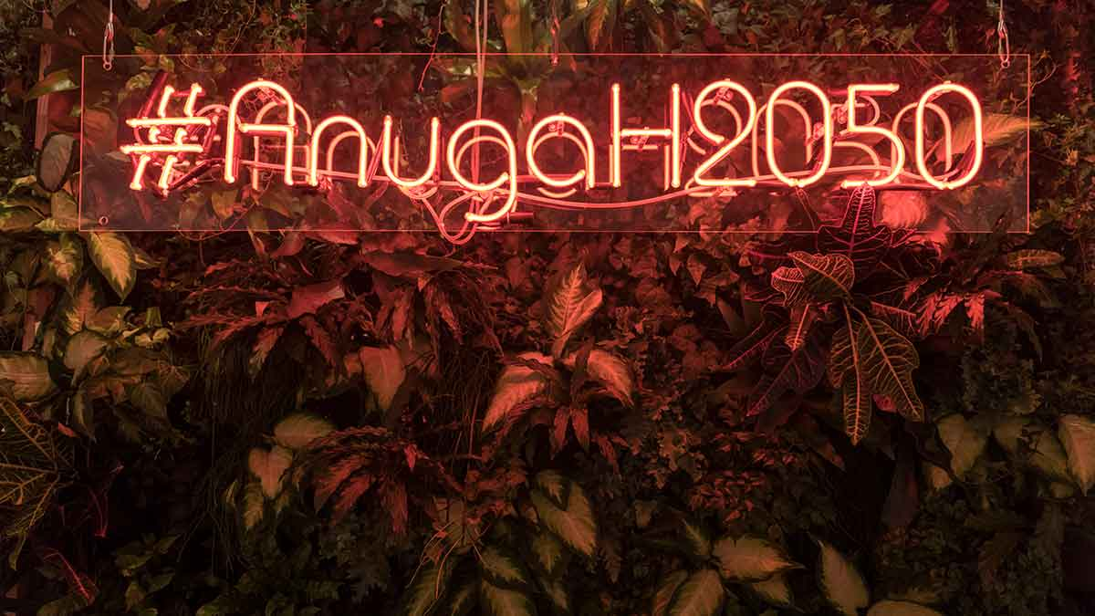 Anuga Horizon 2050 - Sustainable Environment –Better Food for a Better World