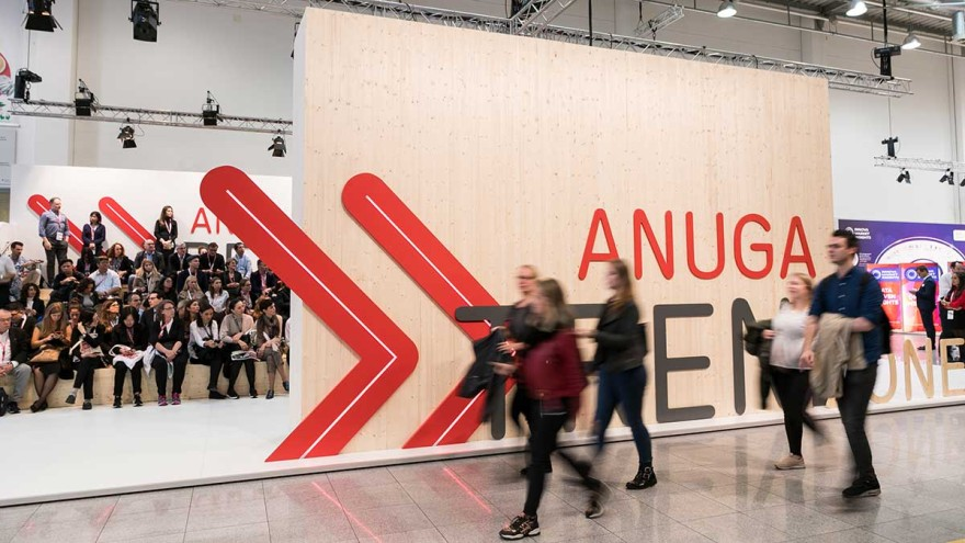 Anuga Trend Zone presented by Innova Market Insights
