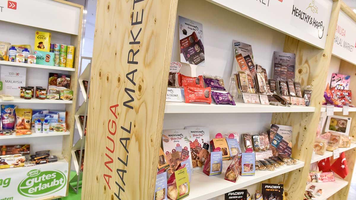 Impressions 2019 Halal Market Anuga