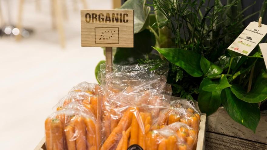 Anuga Organic Market