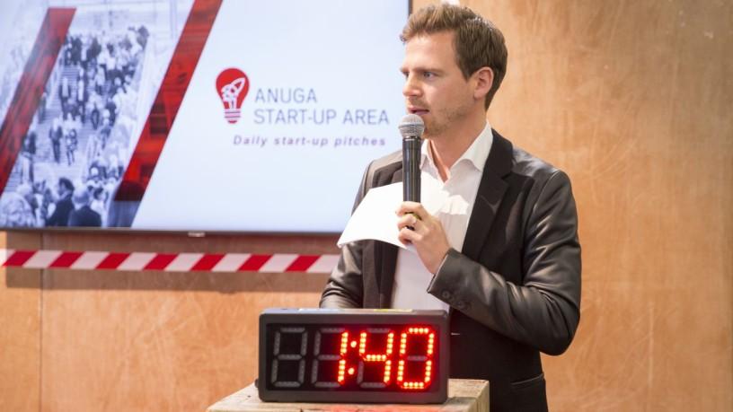 Start-up Area
