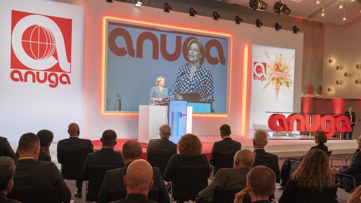 Impressions of Anuga 2021