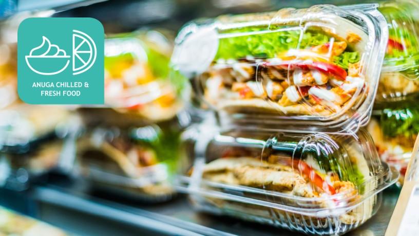 Zur Fachmesse Anuga Chilled & Fresh Food - Frische Convenience, Frische Feinkost, Fisch, Obst & Gemüse