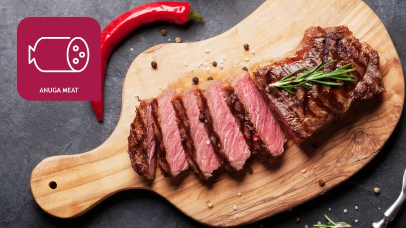 Zur Fachmesse Anuga Meat - Fleisch, Wurst, Wild und Geflügel