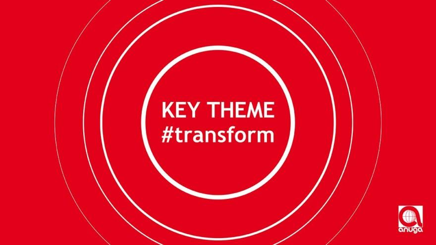 Grafik Fokusthema Transform