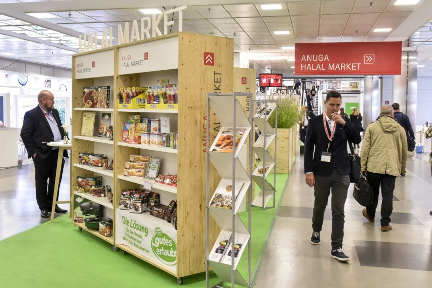 Anuga Halal Market