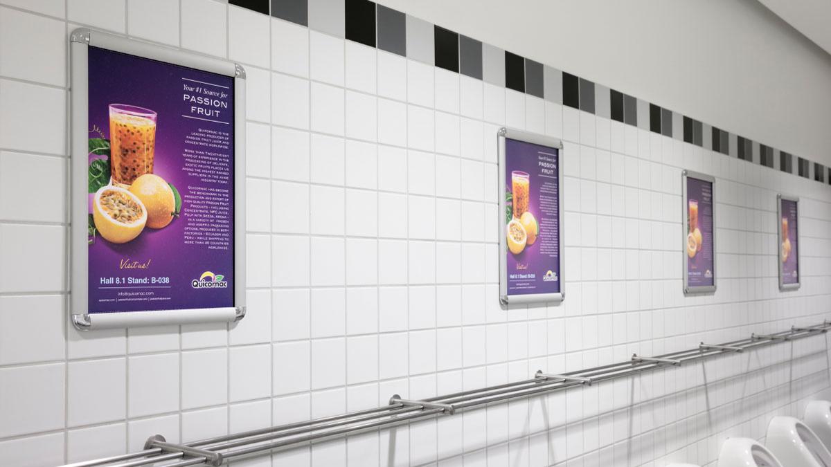 Advertising spaces