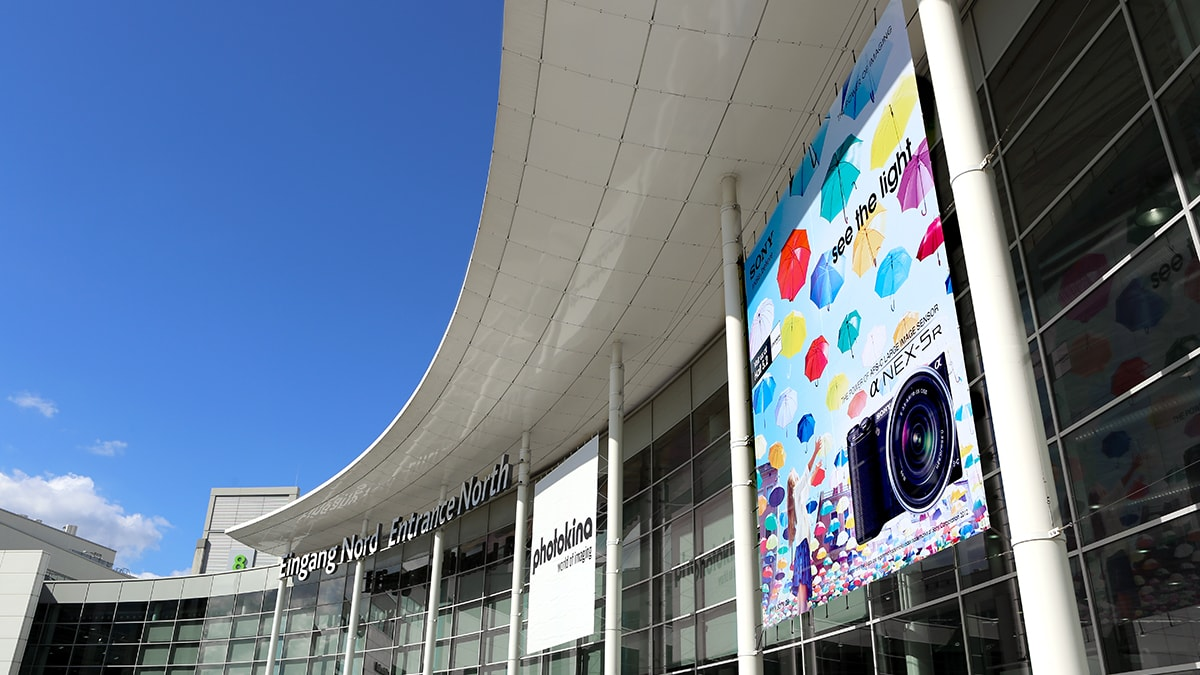 Advertising possiblilities for [Messe] exhibitors