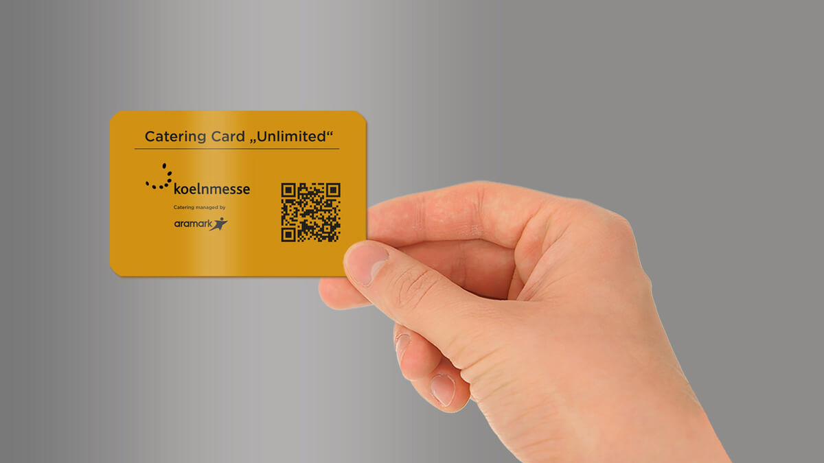 Catering Credit Card
