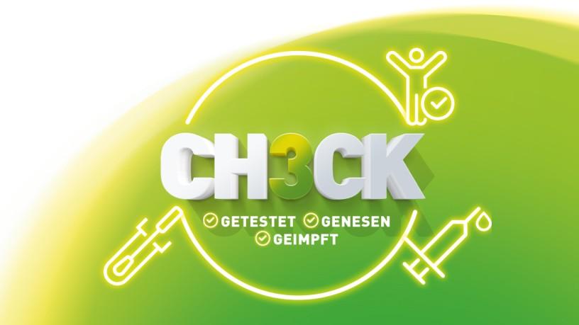 CH3CK: Zutrittsregelung Covid