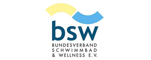 Logo bsw - Bundesverband Schwimmbad und Wellness e.V.