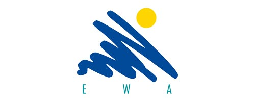 Logo European Waterpark Association - EWA