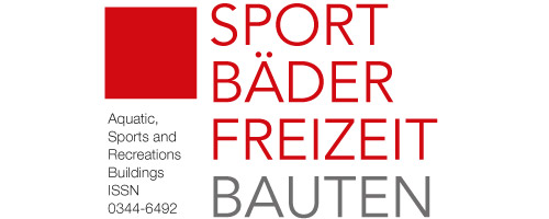Logo Aquatic, Sports and Recreation Buildings