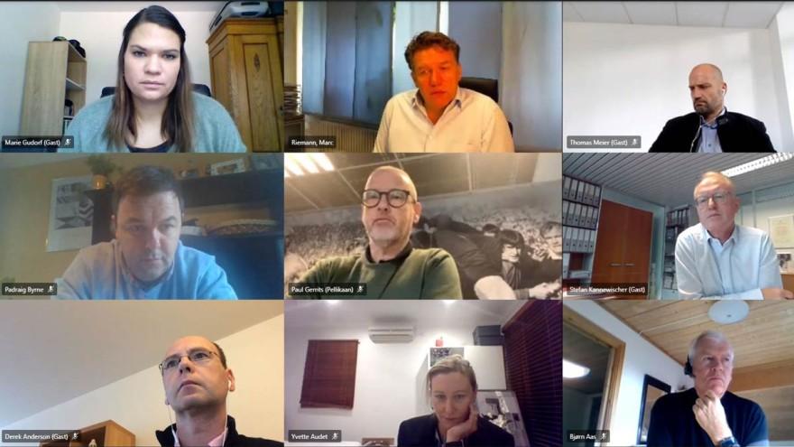IAKS Expertenkreis Bäder diskutieren