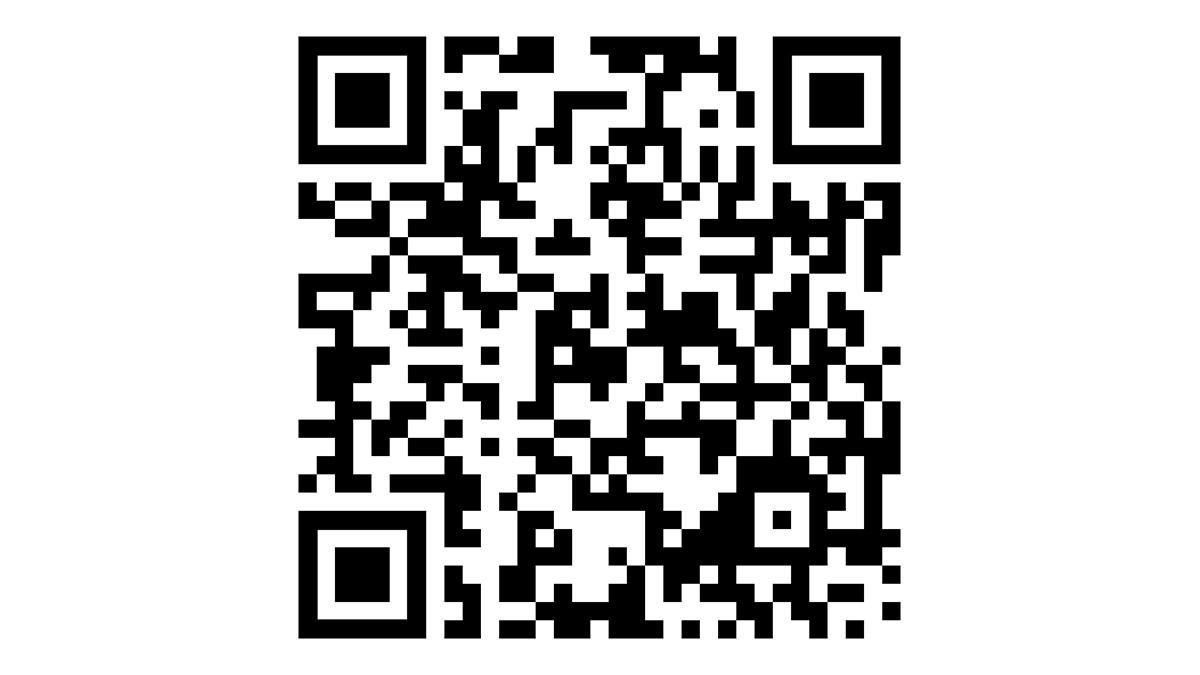 QR-Code aquanale-App für iPhone und Android