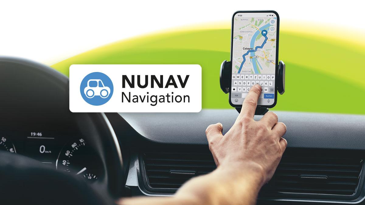 NUNAV Navigation