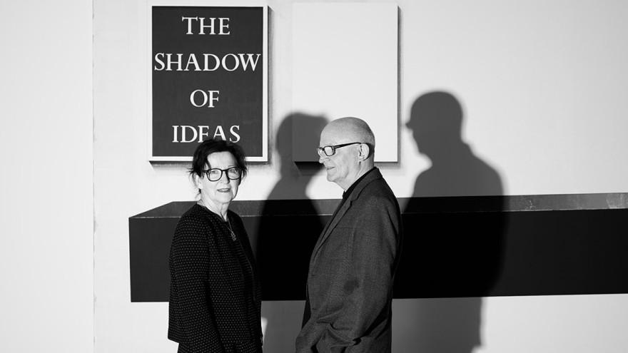 Gaby und Wilhelm Schürmann – ART COLOGNE-Preisträger 2020