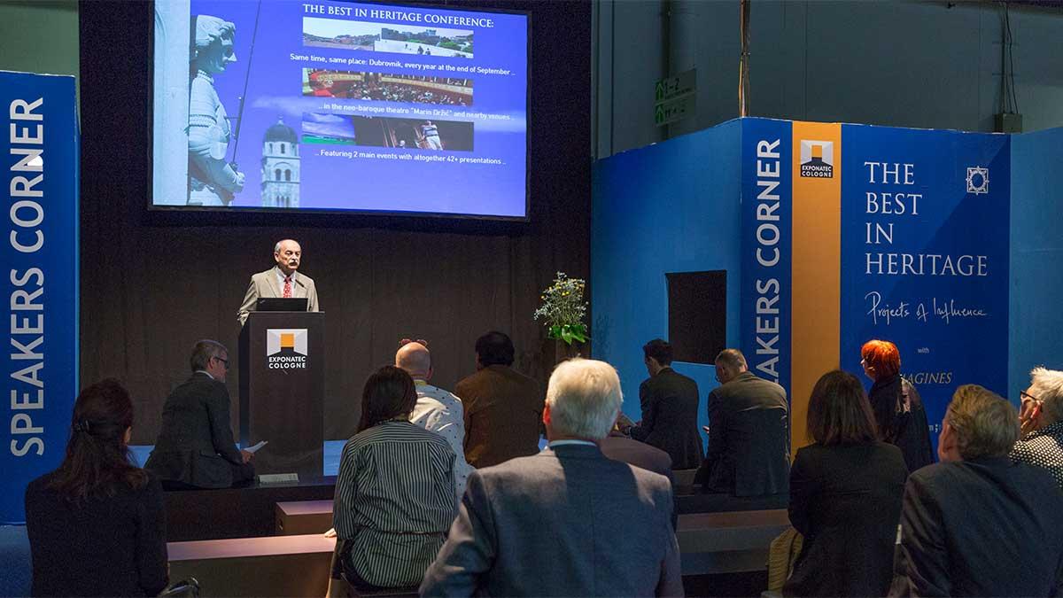 Best practice Innovationen und Lösungen in der Speakers Corner