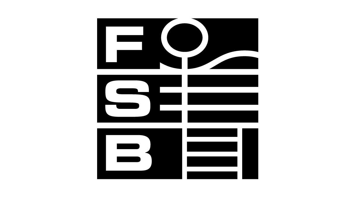 FSB Logo black/white