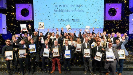 IAKS press release on the award ceremony and the prize winners