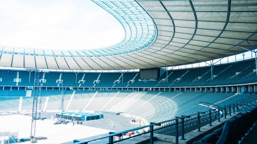 Deutscher Olympischer Sportbund Stadion
