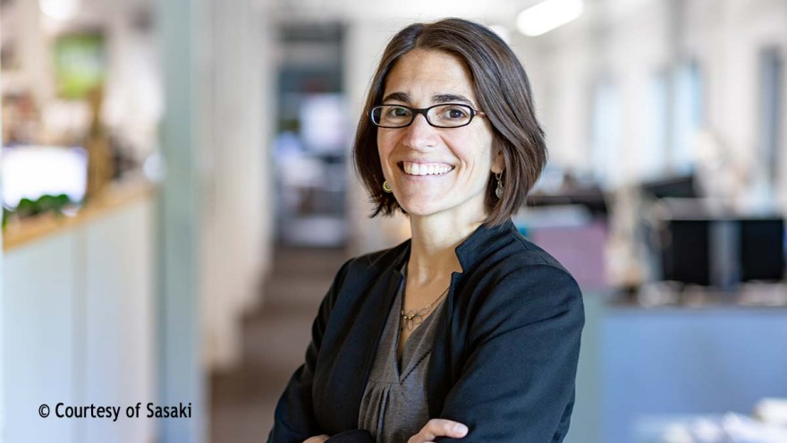 Kate Tooke, ASLA, PLA, Associate Principal at Sasaki