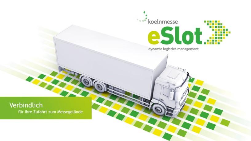 eSlot - dynamisches Logistikmanagement