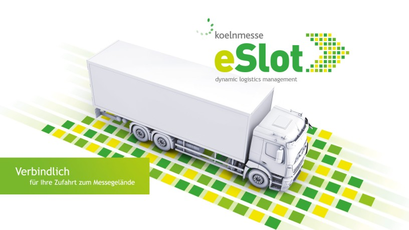 eSlot – Dynamic Logistics Management