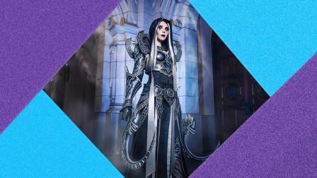 Kaumui Cosplay als Malthael aus Diablo 3