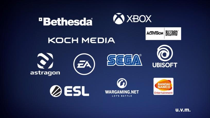 Partner der gamescom 2020