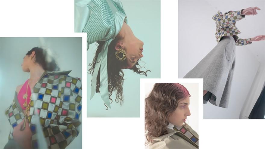 """Workshop: Stoffmanipulation – Nachhaltige und individuelle Stoffgestaltung mit den Teilnehmerinnen aus """"Guidos Masterclass"""""""