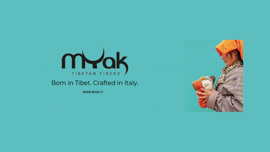 mYak - Sustainable wool from Tibet