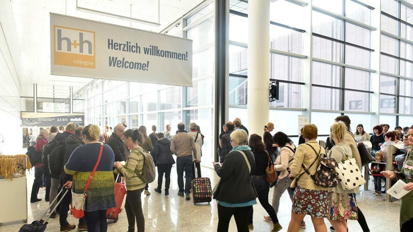 Die Messe h+h cologne @home