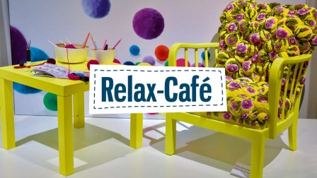 Relax Café h+h cologne @home