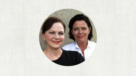 Michaela Kranz und Bettina Grüninger