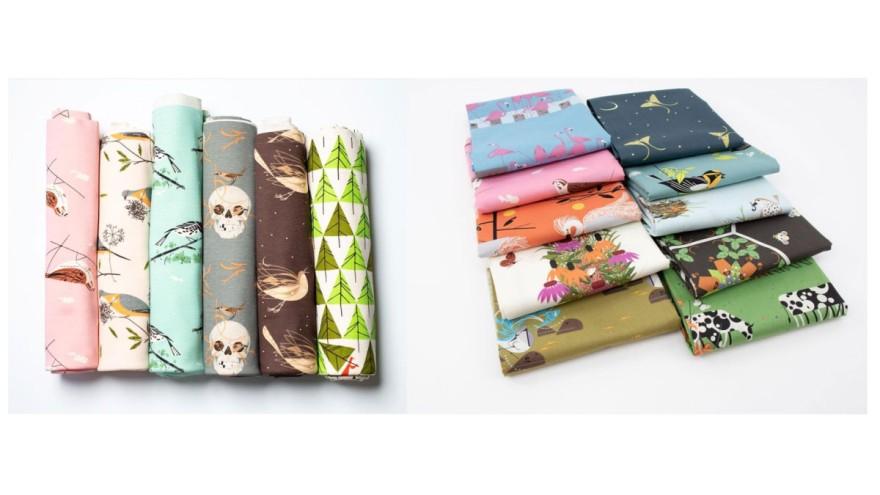 Stoffneuheiten: Frowein Birch Fabrics 1
