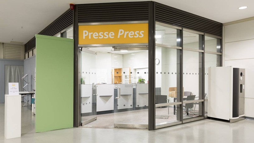 Presse-Centrum h+h cologne