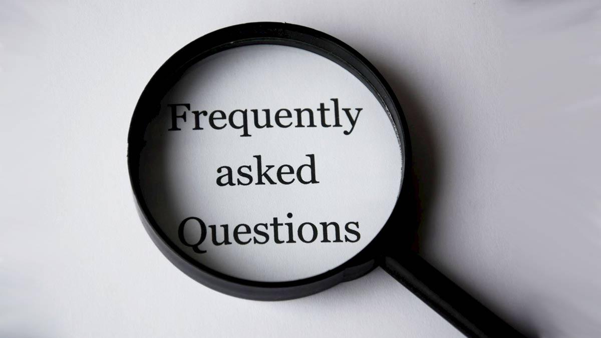 Frequently asked questions to IDS