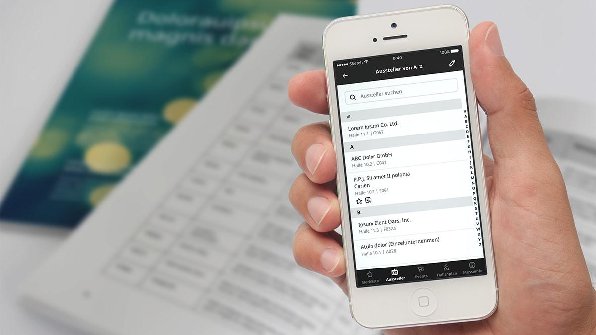 Online- und Printmedien zur IDS