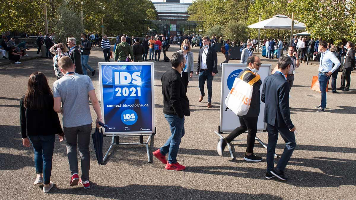 Impressionen der IDS 2021